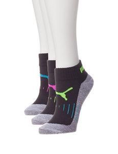 Puma Black Socks