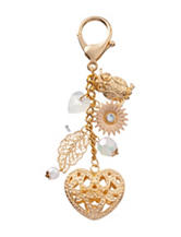 Signature Studio Hearts & Owls Key Chain