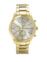 Unlisted Gold-Tone Men's Bracelet Watch