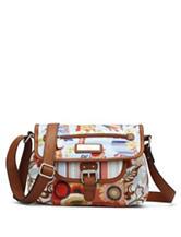 B.O.C. Primavera Flap Crossbody Handbag