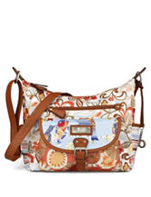 B.O.C. Primavera Hobo Crossbody Handbag