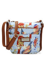 B.O.C. Primavera Bird Print Crossbody Bag