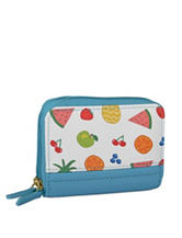 Buxton Summer Fruit Wizard Wallet