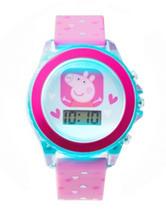 Peppa Pig Flashing Lights Digital Watch