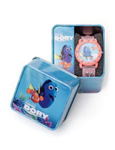 Disney Finding Dory Bling Bezel LCD Digital Watch