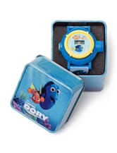 Disney Finding Dory Projection Light LCD Digital Watch