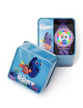 Disney Finding Dory Flashing Lights LCD Digital Watch