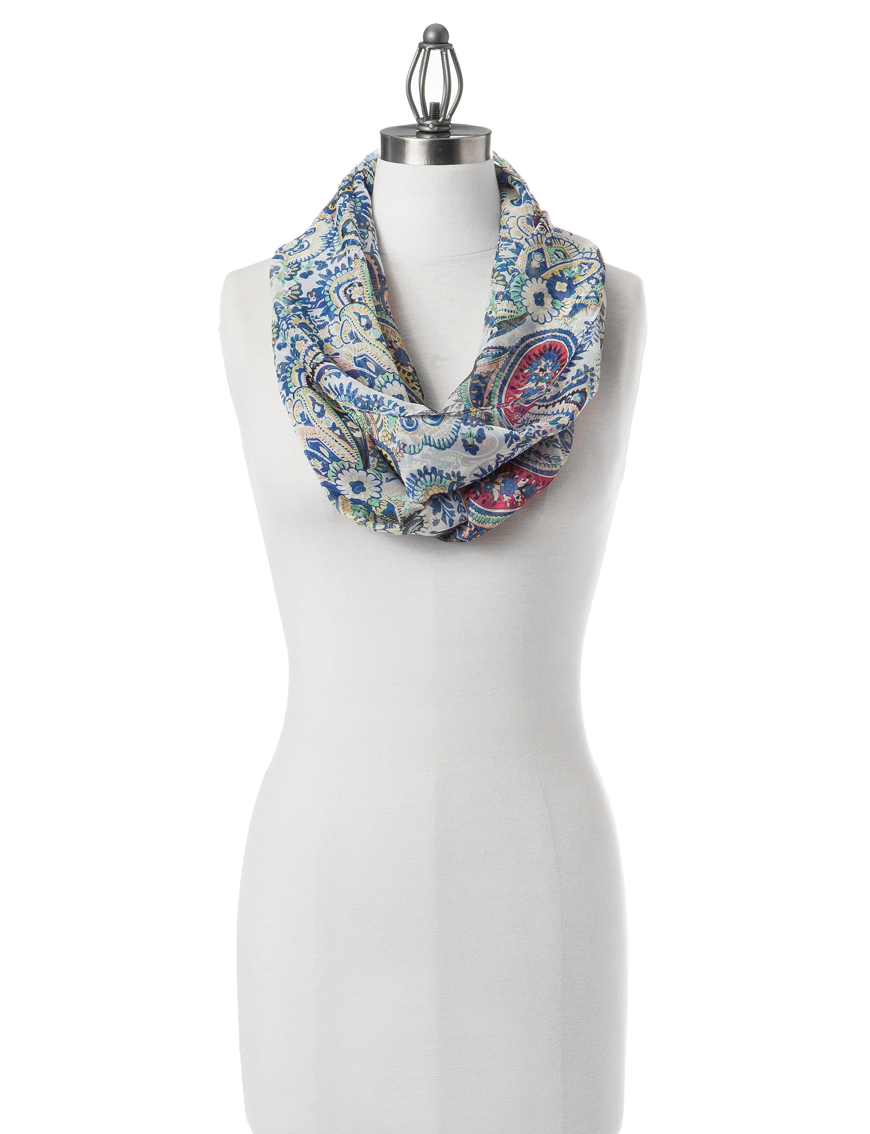 Collection 18 Multi Scarves & Wraps