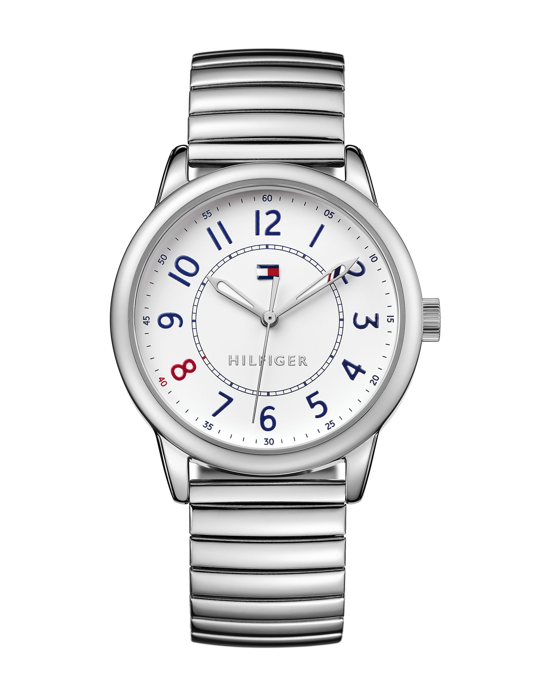 Tommy Hilfiger White Fashion Watches