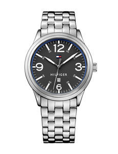 Tommy Hilfiger Grey Sport Watches