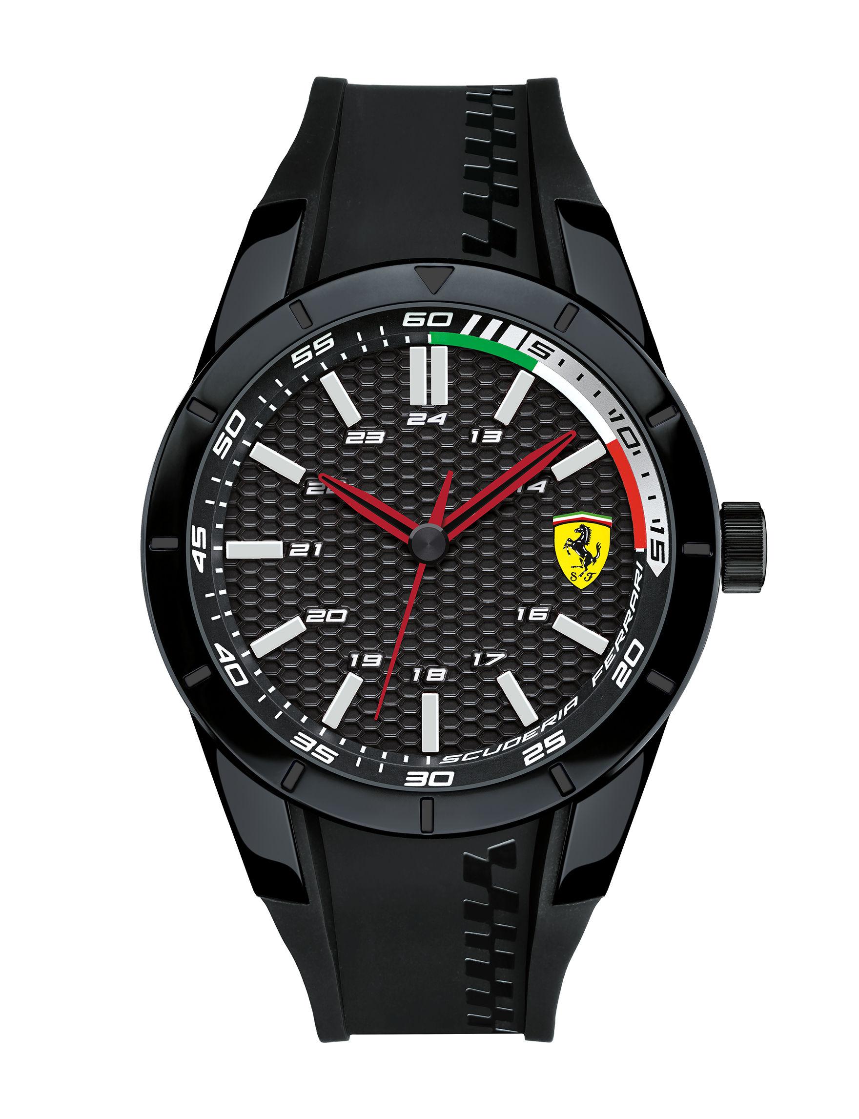 Scuderia Ferrari Black