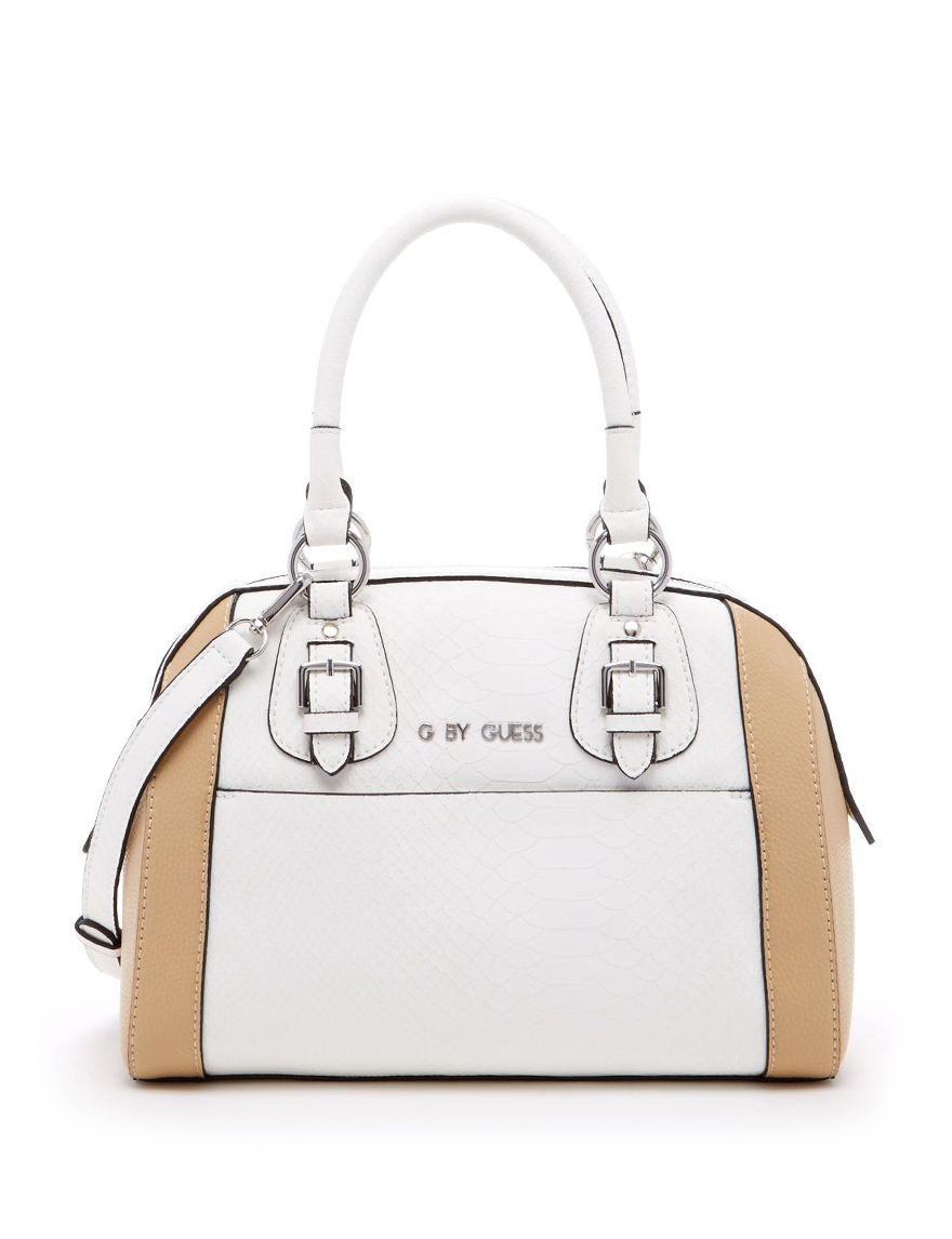 G by Guess White Multi