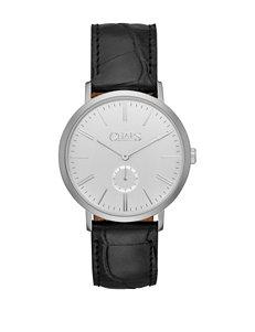 Chaps White / Silver Fashion Watches