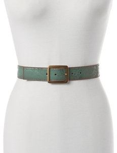 Madison Spencer Embossed Reversible Belt