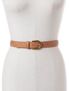 Madison Spencer Studs and Stitching Belt