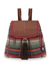 The Sak Avalon Crochet Convertible Backpack