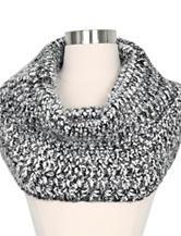 Cejon First Snow Infinity Knit Scarf