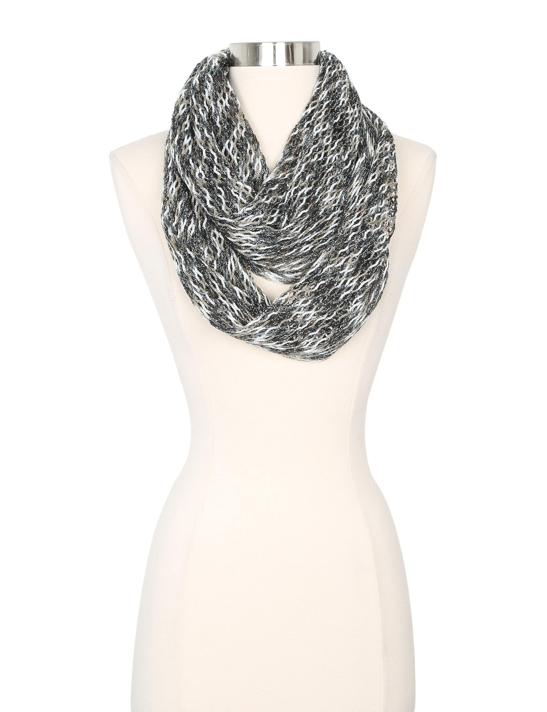 Steve Madden Neutral Scarves & Wraps