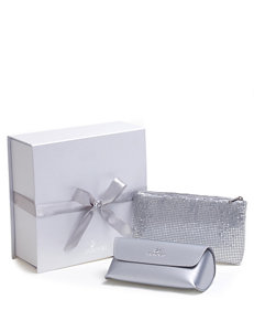Swarovski Sunglass Case & Mesh Clutch Gift with Purchase