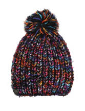 Betsey Johnson So Spacey Multi Knit Beanie