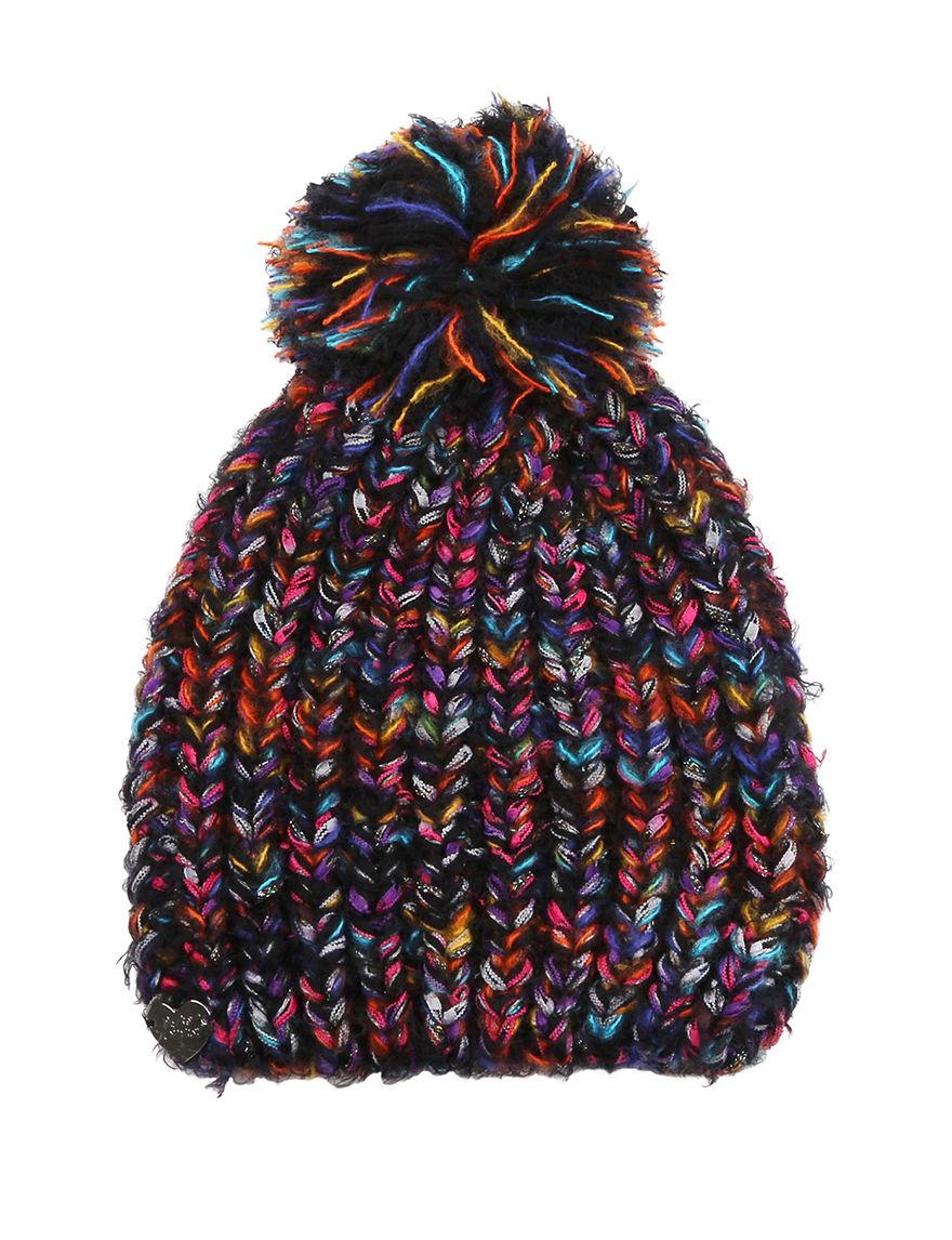 Betsey Johnson Multi Hats & Headwear