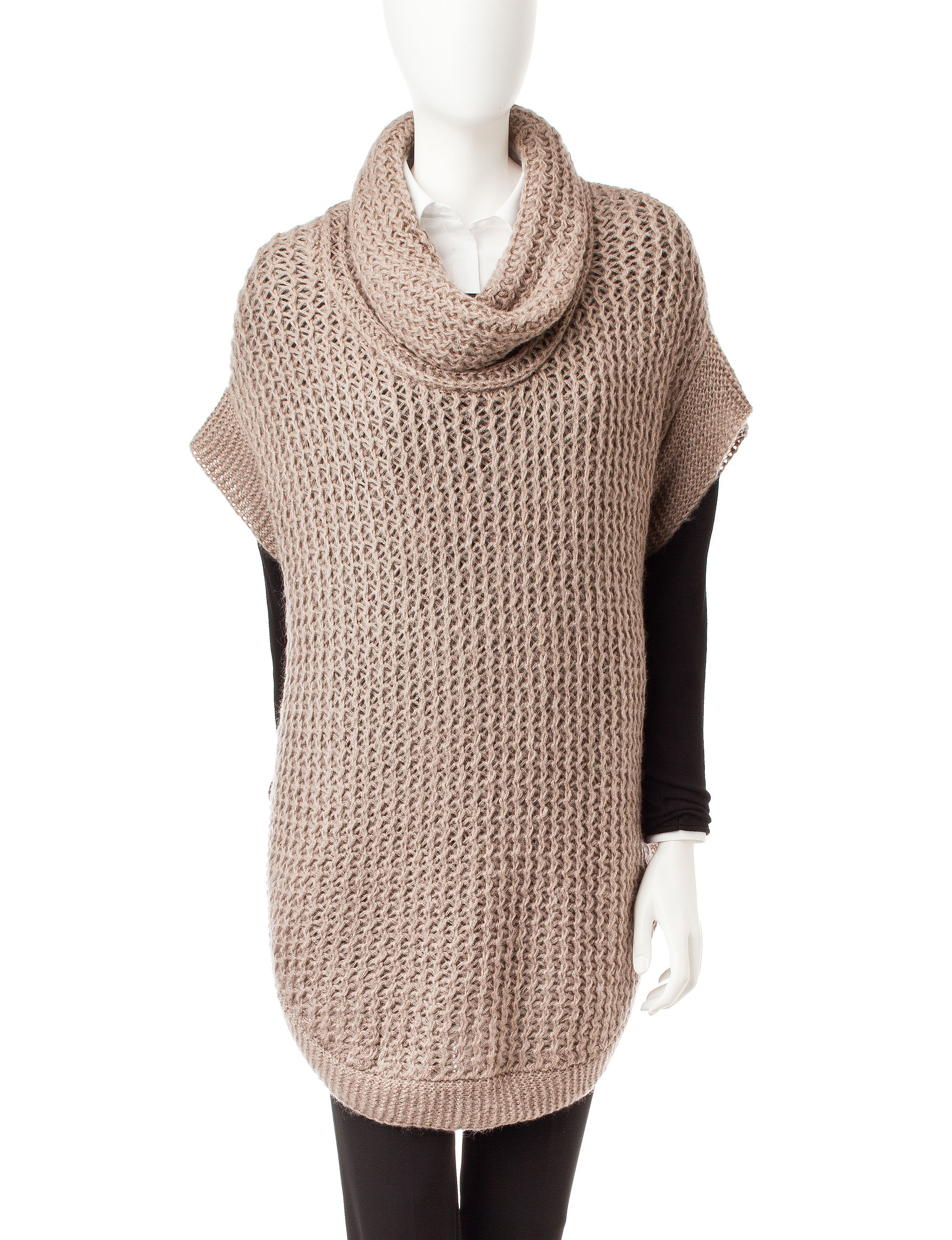 Accessory Street Brown Scarves & Wraps