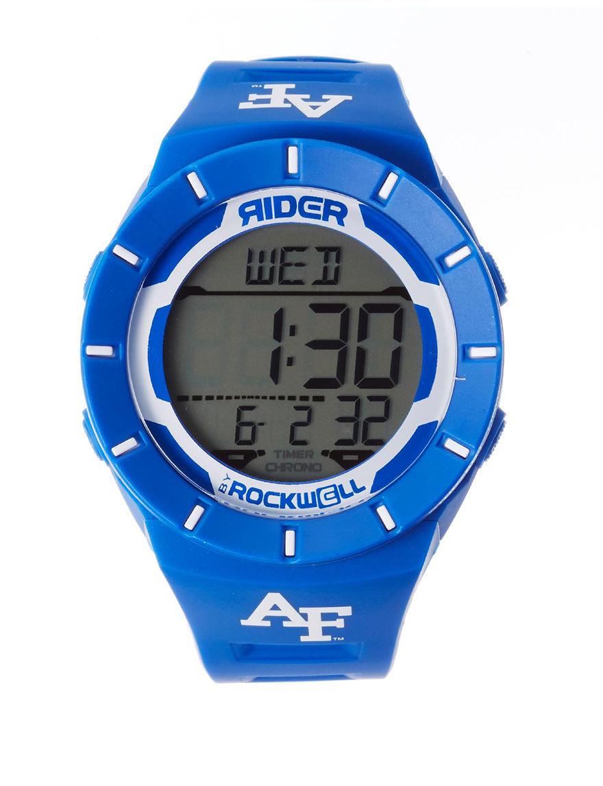 University of RO Blue Sport Watches
