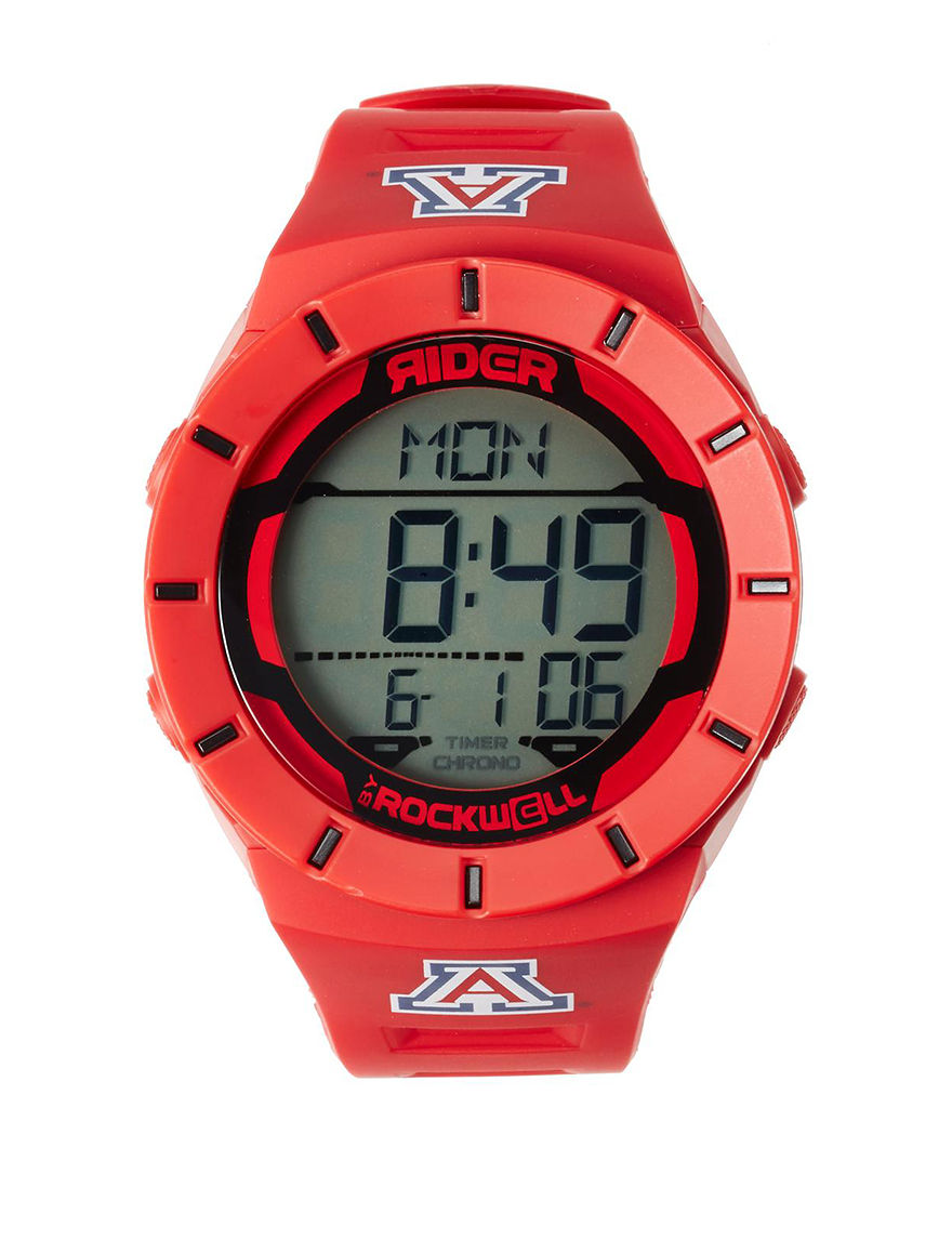 University of RO Red Fashion Watches