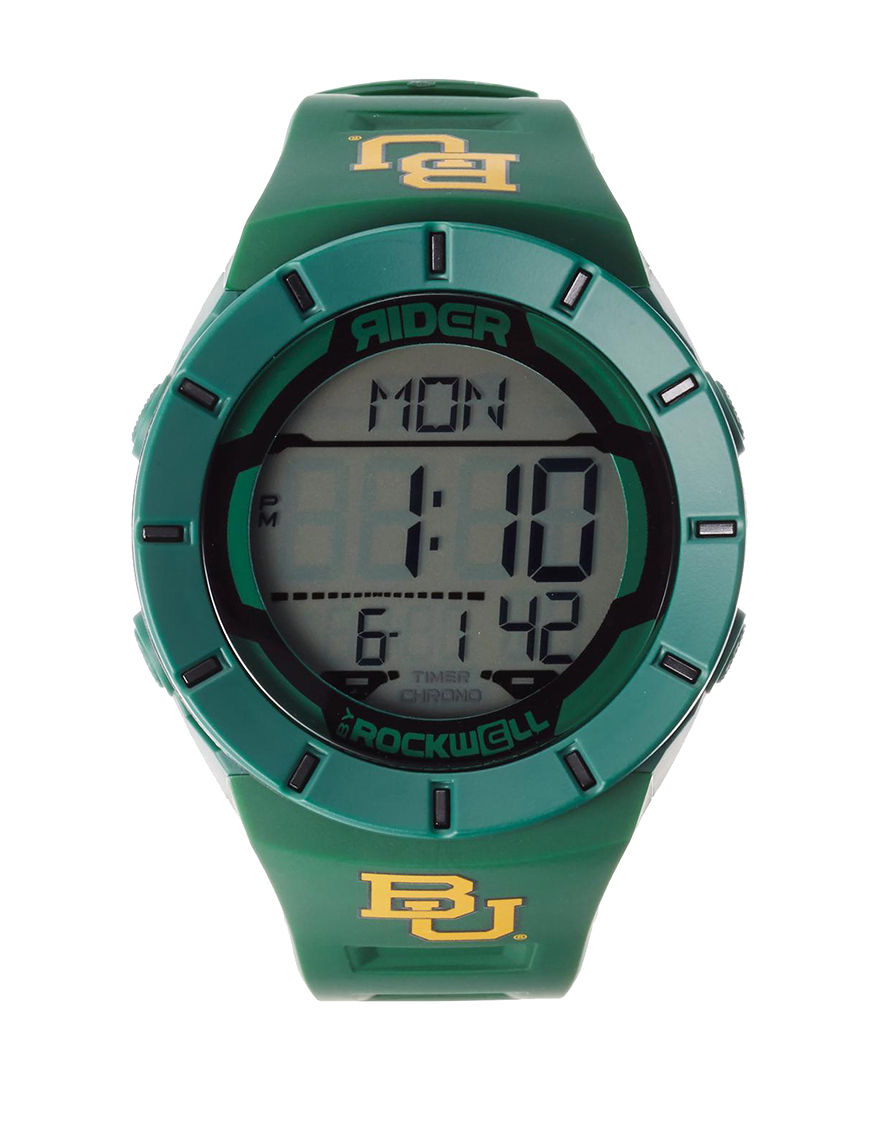 University of RO Green Fashion Watches