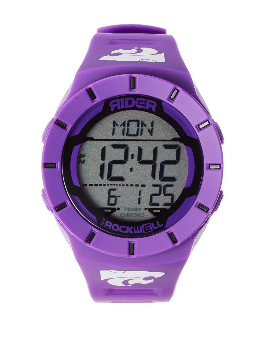 University of RO Purple Fashion Watches