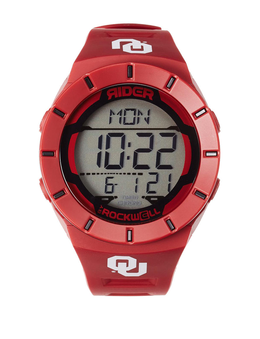 University of RO Crimson Fashion Watches Accessories