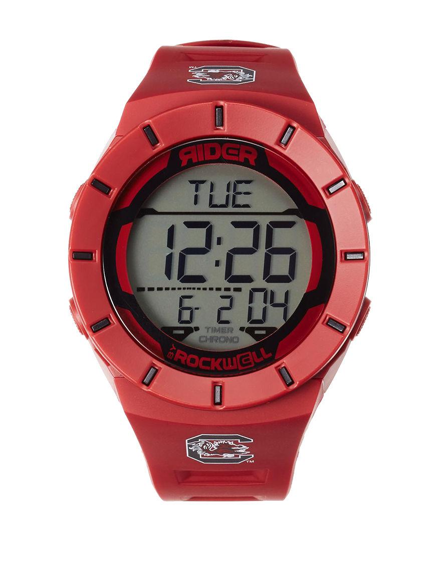 University of RO Crimson Fashion Watches Accessories