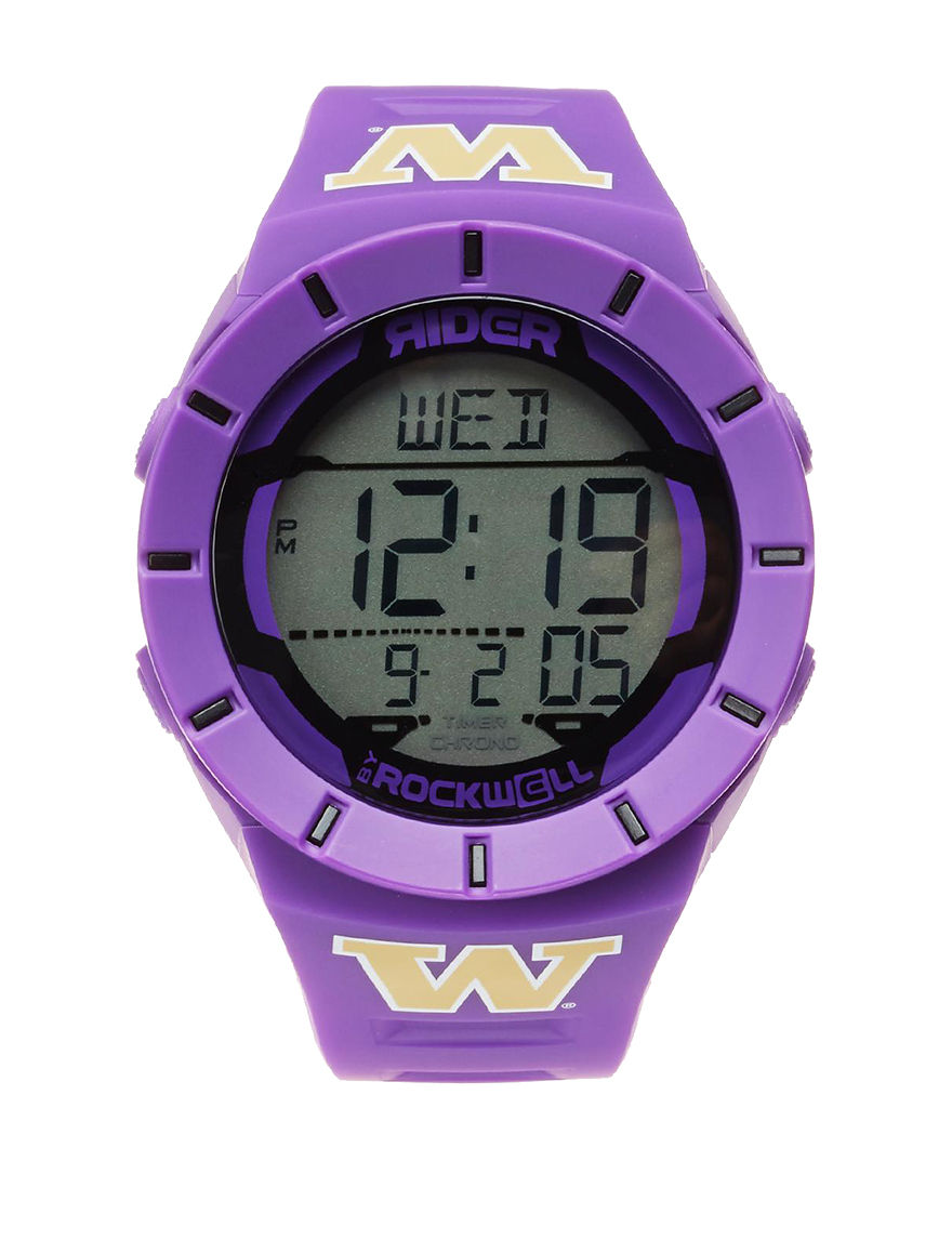 University of RO Purple Fashion Watches