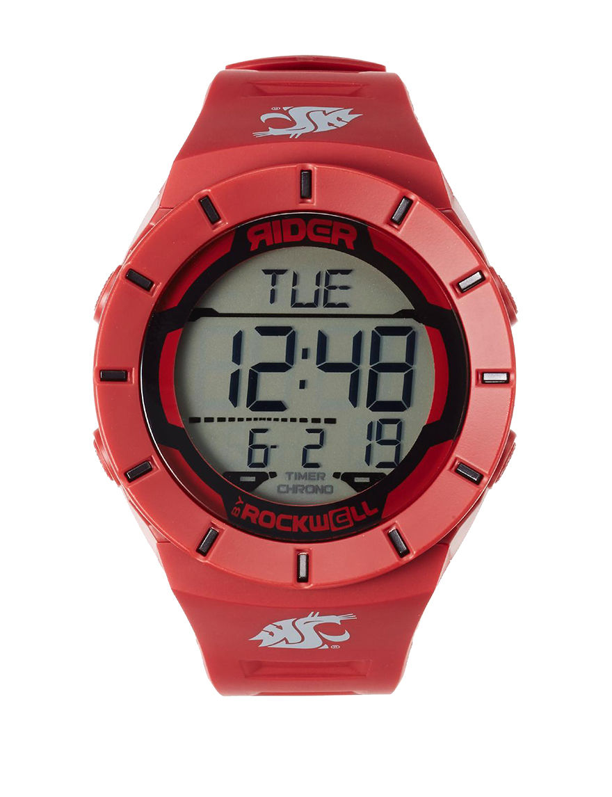 University of RO Crimson Fashion Watches