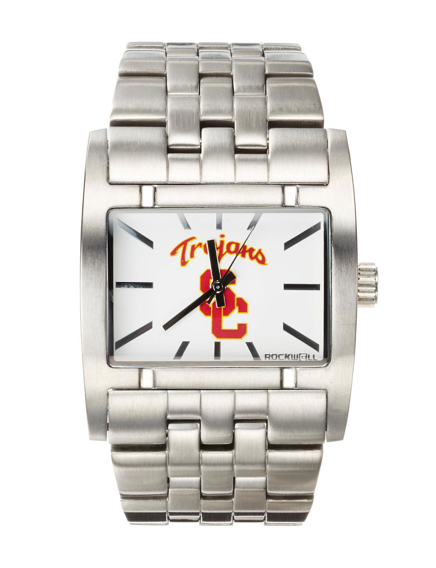 University of RO Silver Fashion Watches Accessories
