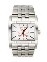 University of Virginia Silver-Tone Link Watch