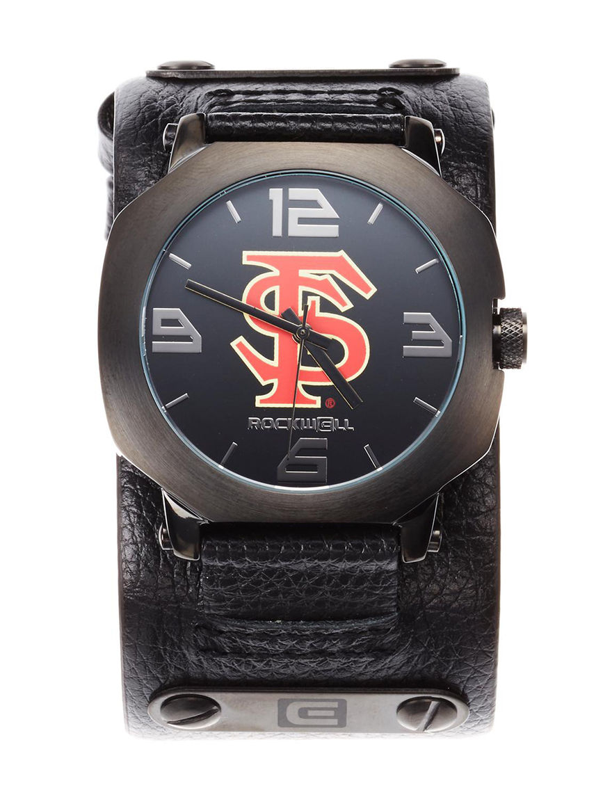 University of RO Black Fashion Watches Sport Watches