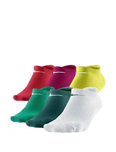 Nike Brown Socks