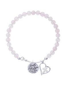 Marsala Black /  White Bracelets Fine Jewelry