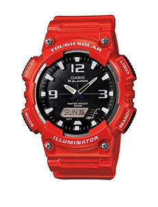 Casio G-Shock Tough Solar Red Sport Watch