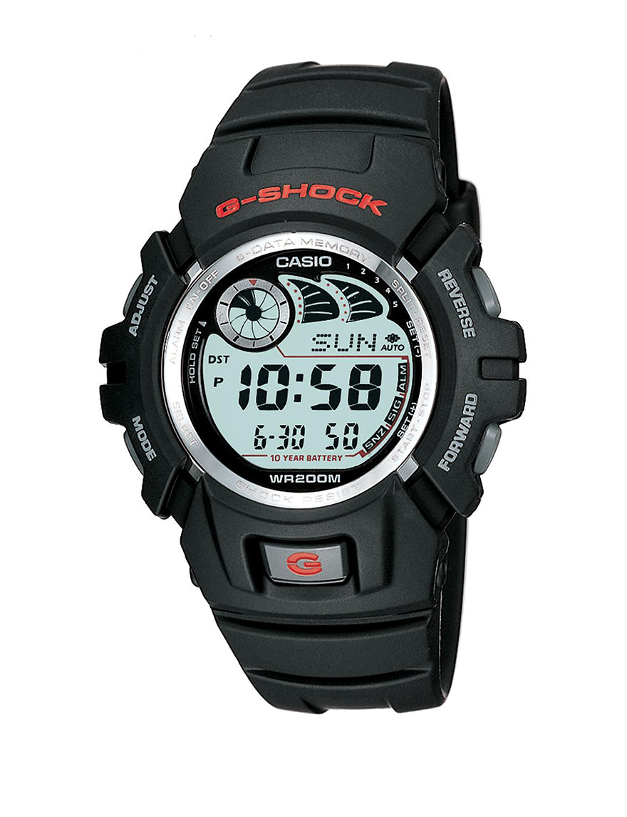 Casio Clear Sport Watches