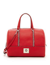G by Guess Sea Harbor Box Satchel