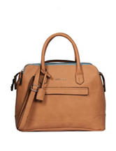London Fog Preston Triple Compartment Satchel