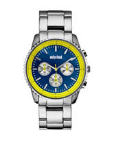 Unlisted Blue & Green Bezel Watch