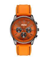Unlisted Orange Strap Watch