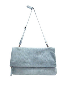 Chinese Laundry Croco-Embossed Convertible Clutch