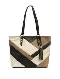 Jessica Simpson Helena Color Block Tote Bag