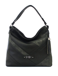Jessica Simpson Helena Color Block Hobo Bag