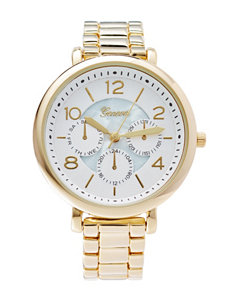 Global Time Gold Fashion Watches
