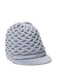 Calvin Klein Grey Knit Hat